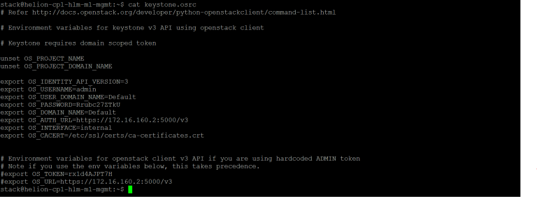OpenStack Liberty CLi & Multi NAT Gateways